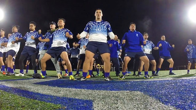Trident High School Rugby Team Haka