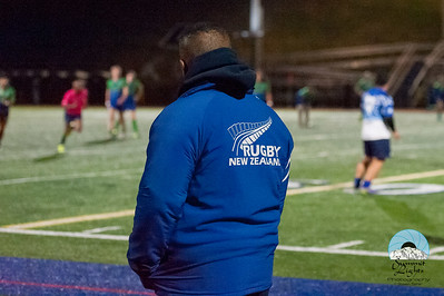 Liberty Rugby Club hosted Trident High School from Whakatane, New Zealand on December 3, 2016 in Renton, Washington.