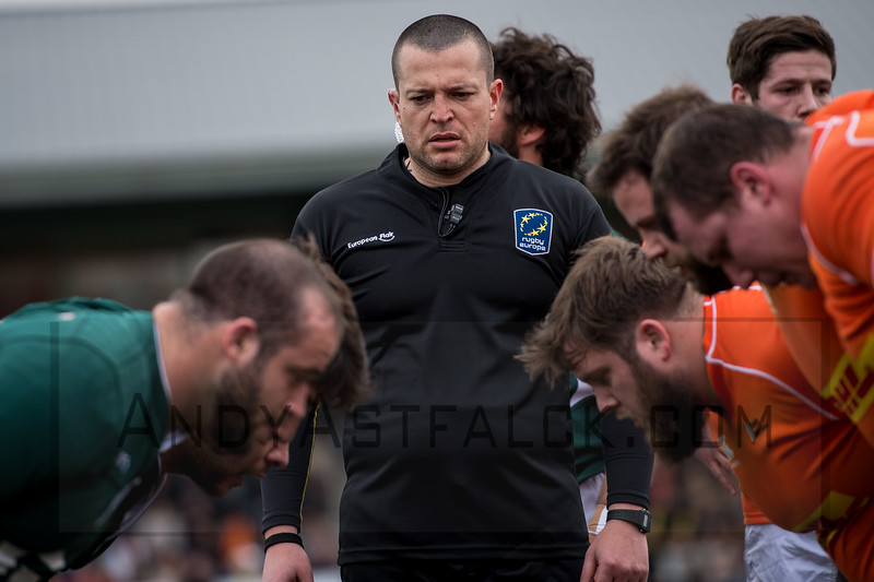 AMSTERDAM, NETHERLANDS MARCH 04: during the Super Rugby match between the Netherlands and Portugal at the National Rugby Centre Amsterdam on March 04, 2017 in Amsterdam, Netherlands
