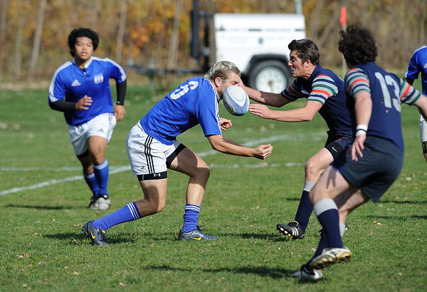 Metropolis Rugby Team - Minneapolis, MNPhotos of the Metropolis team on their pitch on Saturday November 1, 2008.  Click on photo above to see larger size.