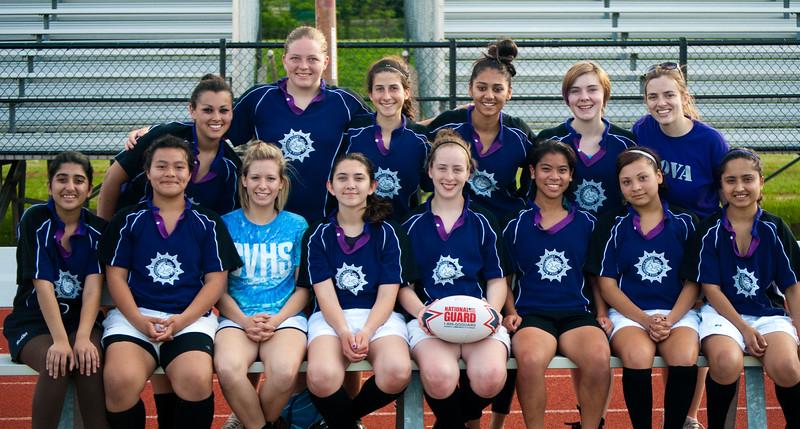 NOVA U-19 Girls' Rugby