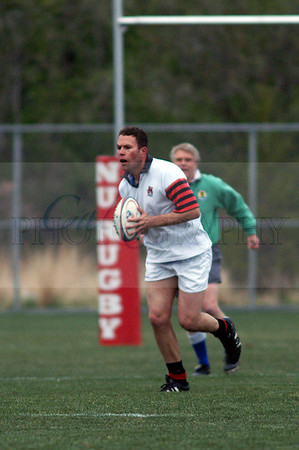 Nebraska Old Boys Rugby Game