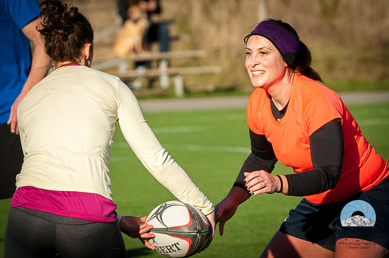 New Year's Day Touch Rugby