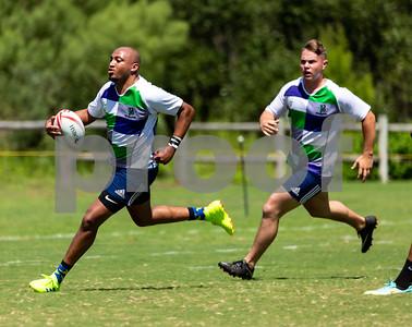 Synchronized Rugby