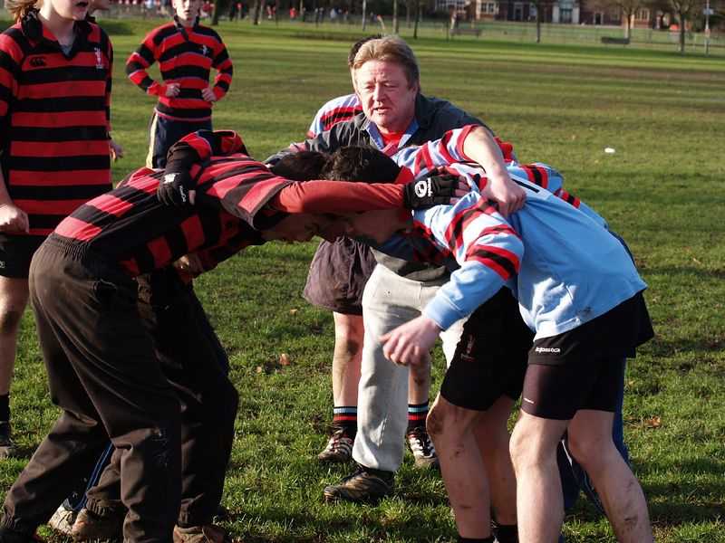 The alternate game - potential for 7s -  there thought!  -