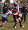 Nice tackle Ed