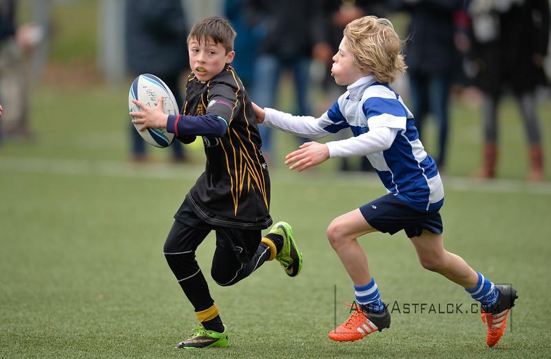 Rugby Club Hilversum, Jeugdtoernoi, Easter 2016