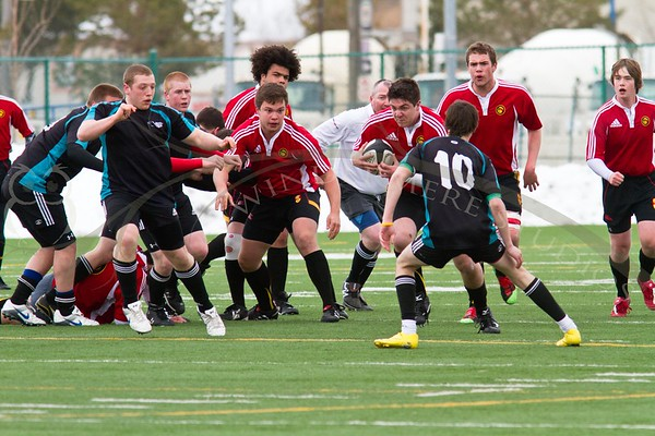 Rugby PreSeason Tournament Game 2