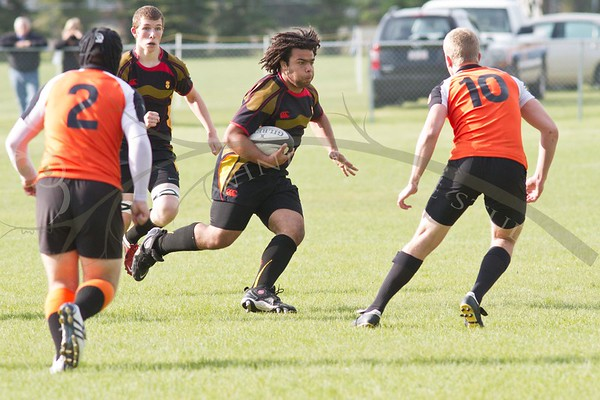 Rugby vs. McNally Championship Game