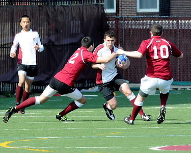 Prep Rugby Intra-squad Scrimmage 3-18-12