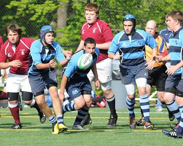Prep Rugby B vs SA 5-16-12