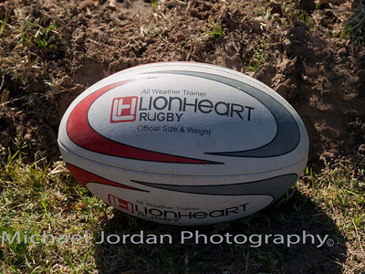LionHeart Rugby Ball
