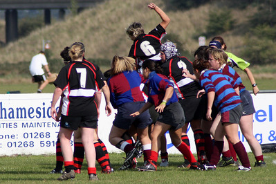 T-Birds 64 Chesham Ladies 0 - 21st September 2008