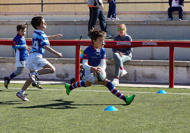 Sub8 Cisneros-1 vs Liceo-1