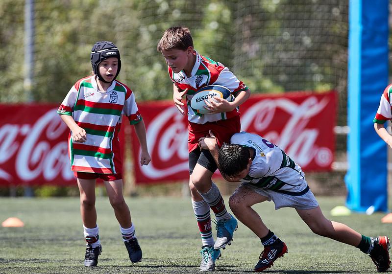 (Sub10) - Tasman Boadilla vs Hernani: 35-30