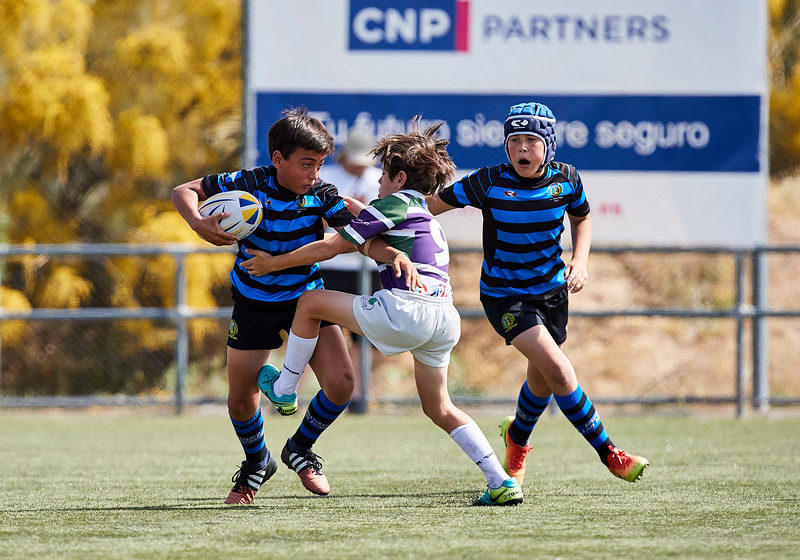 (Sub12) I.Industriales A vs CR Málaga A: 30-0