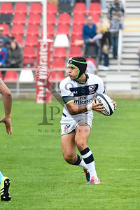 The USA Mens 15s defeat Uraguay 29-23 at Toyota Field in San Antonio, Texas February 4, 2017. Gallery: http://smu.gs/2lezvW9
