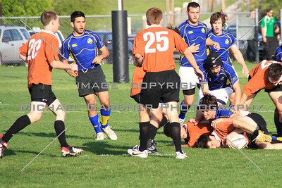 Rugby - UT VS St Edward's - 3:16:10 | Shot # IMG_5446