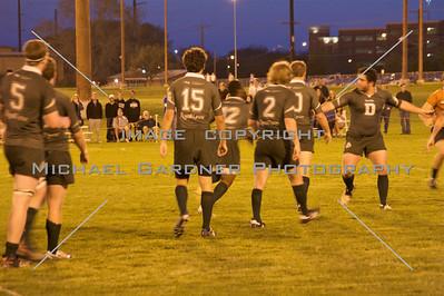 Rugby - UT VS Dartmouth - 3:16:10 | Shot # IMG_5829