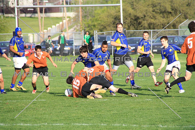 Rugby - UT VS St Edward's - 3:16:10 | Shot # IMG_5443