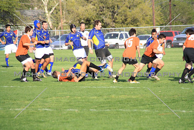 Rugby - UT VS St Edward's - 3:16:10 | Shot # IMG_5440
