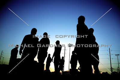 Rugby silhouette photo- UT VS Dartmouth - 3:16:10 | Shot # IMG_5775