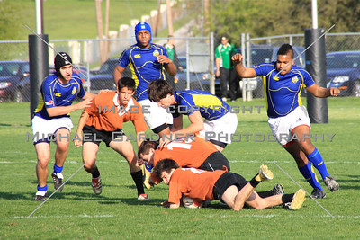 Rugby - UT VS St Edward's - 3:16:10 | Shot # IMG_5444