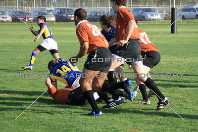 Rugby - UT VS St Edward's - 3:16:10 | Shot # IMG_5391