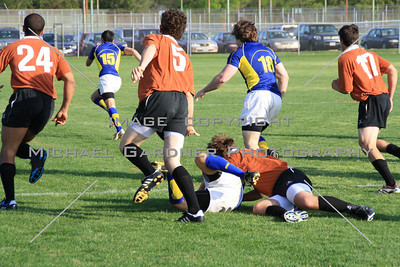 Rugby - UT VS St Edward's - 3:16:10 | Shot # IMG_5393