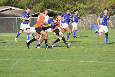 Rugby - UT VS St Edward's - 3:16:10 | Shot # IMG_5433
