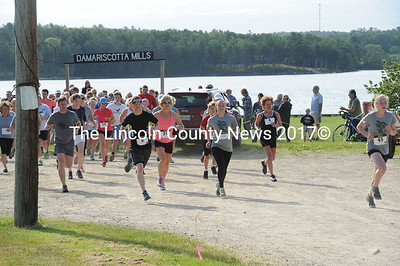 Run with Alewives 5-29-16