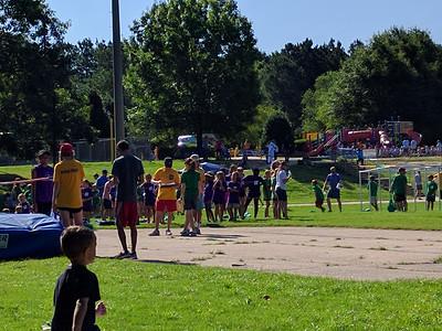 Runner's camp 2016