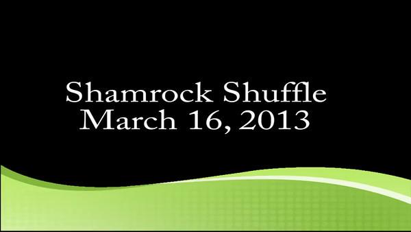 Shamrock Shuffle 2013