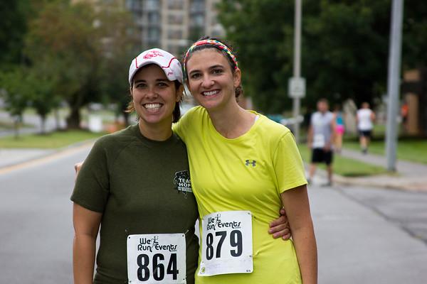 2012 Summer's End 5K & Back to School Mile