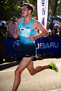 Alternate Processing: X-equals + LIDF - Kodak Portra 160 VC - Cameron Paige - 2013 Noosa Men's Asics 5k Bolt Run - Super Saturday at the Noosa Triathlon Multi Sport Festival, Noosa Heads, Sunshine Coast, Queensland, Australia. Camera 1. Photos by Des Thureson - http://disci.smugmug.com