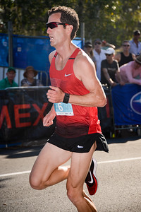 Jackson Elliott - 2013 Noosa Men's Asics 5k Bolt Run - Super Saturday at the Noosa Triathlon Multi Sport Festival, Noosa Heads, Sunshine Coast, Queensland, Australia. Camera 1. Photos by Des Thureson - http://disci.smugmug.com