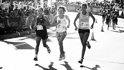 "Alternate Processing: ""x=straight+muggin"" - Kelly Ann Perkins, Sophie Malowiecki, Lilli BURDON - 2013 Noosa Women's Asics 5k Bolt Run - 2013 Super Saturday at the Noosa Triathlon Multi Sport Festival, Noosa Heads, Sunshine Coast, Queensland, Australia. Camera 1. Photos by Des Thureson - http://disci.smugmug.com"