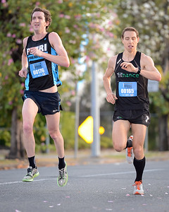 2013 Sunday Mail Suncorp Bridge to Brisbane Fun Run; Sir Leo Hielscher Bridge (Gateway Bridge) to RNA Showgrounds; 1 September. Camera 1. Photos by Des Thureson:  http://disci.smugmug.com.