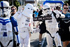 "I love the costumes and the effort people put in - The One Within - Star Wars Storm Troopers - 2013 Sunday Mail Suncorp Bridge to Brisbane Fun Run; Sir Leo Hielscher Bridge (Gateway Bridge) to RNA Showgrounds; 1 September. Camera 1. Photos by Des Thureson:  <a href=""http://disci.smugmug.com"">http://disci.smugmug.com</a>."