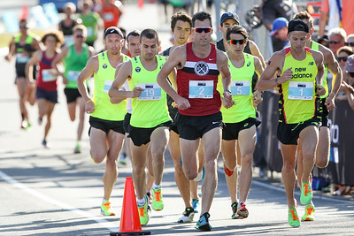 Brett ROBINSON, Jackson Elliott - ASICS Noosa Bolt (Noosa 5k Bolt) - 2015 Super Saturday at the Noosa Triathlon Multi Sport Festival, Noosa Heads, Sunshine Coast, Queensland, Australia. Camera 2. Photos by Des Thureson - http://disci.smugmug.com