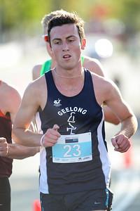 Mitch Thompson - ASICS Noosa Bolt (Noosa 5k Bolt) - 2015 Super Saturday at the Noosa Triathlon Multi Sport Festival, Noosa Heads, Sunshine Coast, Queensland, Australia. Camera 2. Photos by Des Thureson - http://disci.smugmug.com