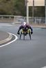 """Wheelchair Athlete - Telephoto Images - 2017 Sunday Mail Brisbane to Brisbane Fun Run, Sunday 27 August; Queensland, Australia. Camera 2. Photos by Des Thureson - <a href=""""http://disci.smugmug.com"""">http://disci.smugmug.com</a>"""