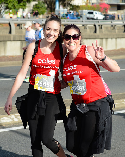"2017 Sunday Mail Brisbane to Brisbane Fun Run, Sunday 27 August; Queensland, Australia. Camera 1. Photos by Des Thureson - <a href=""http://disci.smugmug.com"">http://disci.smugmug.com</a>"