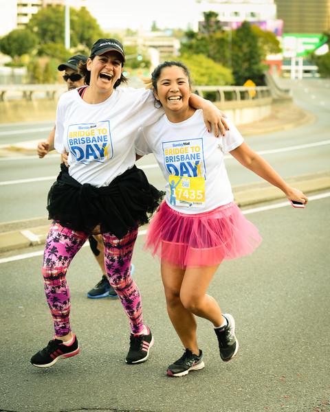 """Alternate Processing: Autumn (Pretty Presets) - 17435 - 2017 Sunday Mail Brisbane to Brisbane Fun Run, Sunday 27 August; Queensland, Australia. Camera 1. Photos by Des Thureson - <a href=""""http://disci.smugmug.com"""">http://disci.smugmug.com</a>"""