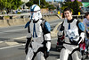 "Storm Troopers - 2017 Sunday Mail Brisbane to Brisbane Fun Run, Sunday 27 August; Queensland, Australia. Camera 1. Photos by Des Thureson - <a href=""http://disci.smugmug.com"">http://disci.smugmug.com</a>"