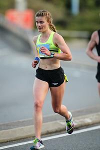 Brittany Zendler - Women's Winner - 2017 Sunday Mail Brisbane to Brisbane Fun Run, Sunday 27 August; Queensland, Australia. Camera 2. Photos by Des Thureson - http://disci.smugmug.com