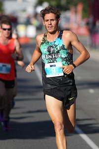 Jackson Alves - 2016 ASICS Bolt (Noosa 5k Bolt Run) - Super Saturday at the Noosa Triathlon Multi Sport Festival, Noosa Heads, Sunshine Coast, Queensland, Australia. Saturday 29 October 2016. - Camera 1