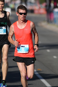 Matty Macdonald - 2016 ASICS Bolt (Noosa 5k Bolt Run) - Super Saturday at the Noosa Triathlon Multi Sport Festival, Noosa Heads, Sunshine Coast, Queensland, Australia. Saturday 29 October 2016. - Camera 1