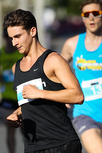 Joel Stacey - 2016 ASICS Bolt (Noosa 5k Bolt Run) - Super Saturday at the Noosa Triathlon Multi Sport Festival, Noosa Heads, Sunshine Coast, Queensland, Australia. Saturday 29 October 2016. - Camera 1