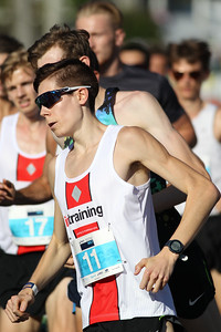 Liam Boudin - 2016 ASICS Bolt (Noosa 5k Bolt Run) - Super Saturday at the Noosa Triathlon Multi Sport Festival, Noosa Heads, Sunshine Coast, Queensland, Australia. Saturday 29 October 2016. - Camera 1
